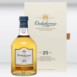 Whisky Dalwhinnie 25 YO