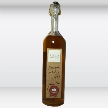 Grappa Barrique Poli