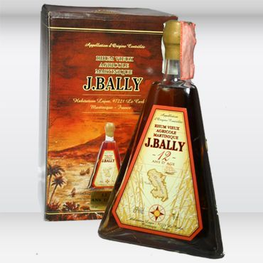 Rum Rhum Bally Pyramid 12 YO