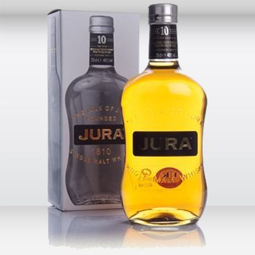 Whisky Isla of Jura 10 YO 1,00 LITRO