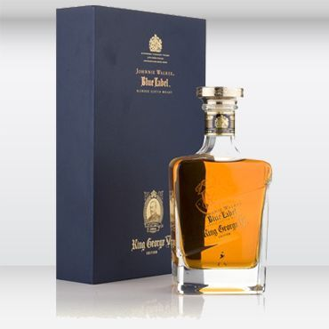 Whisky Johnnie Walker Blue Label King George V