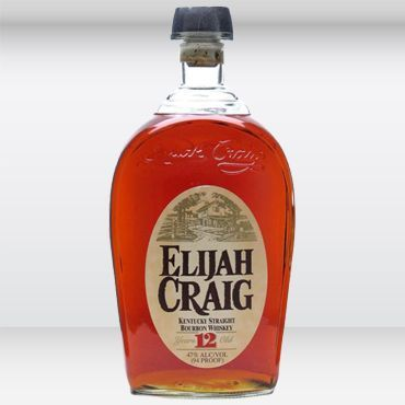 Whisky Elija Craig 12 YO Kentuky Straight