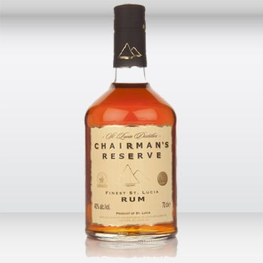 Rum Chairman's Reserve St. Lucia Distillers