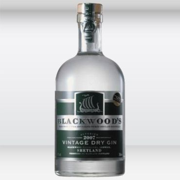 Gin Blackwood's Vintage 40%Vol.