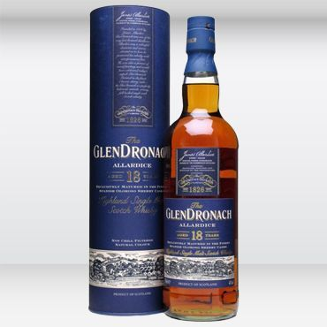Whisky Glendronach 18 YO Sherry Casks