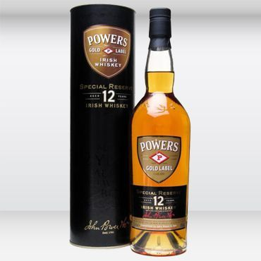 Whisky Powers Gold Label 12 YO