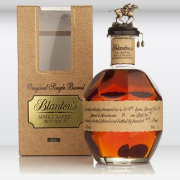 Whisky Blanton's Single Barrel 46.5%vol.