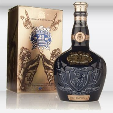 Whisky Chivas Regal Royal Salut 21 YO