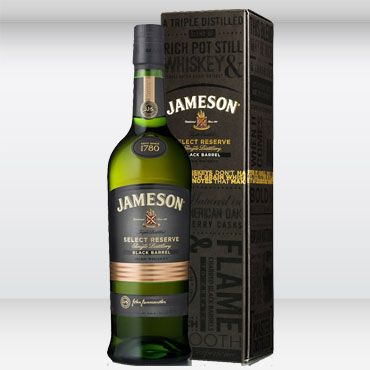 Whisky Jameson Black Label