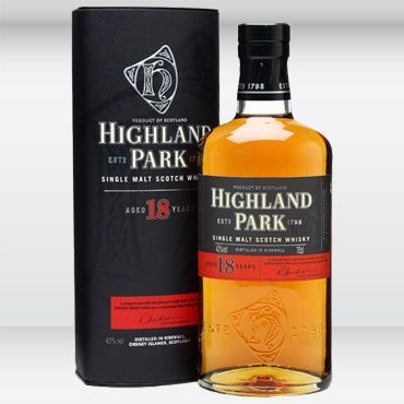 Whisky Highland Park 18 YO