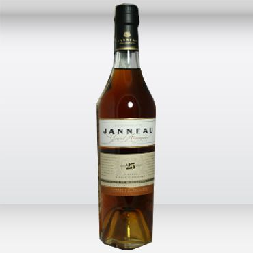 Armagnac Janneau double Distillation 25