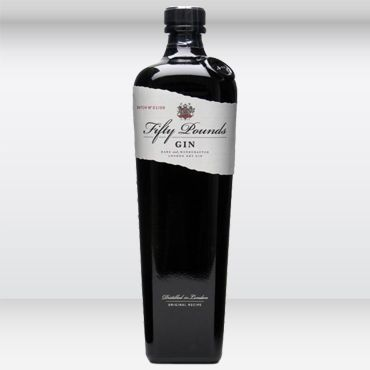 Gin Fifty Pounds London Gin