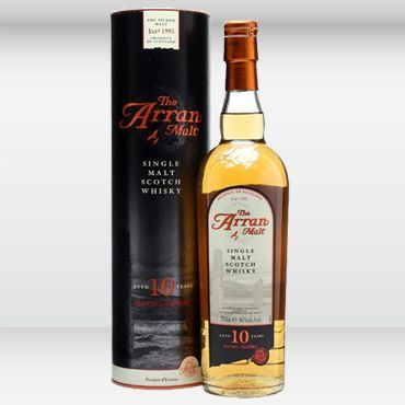 Whisky Arran 10 YO Unchillfiltered