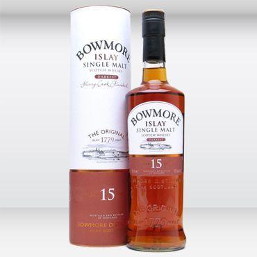 Whisky Bowmore 15 YO Darkest