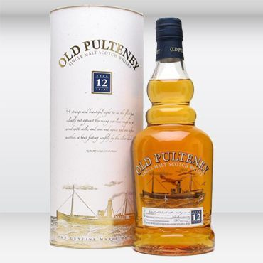 Whisky Old Pulteney 12 YO