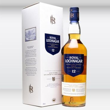 Whisky Royal Lochnagar 12 YO