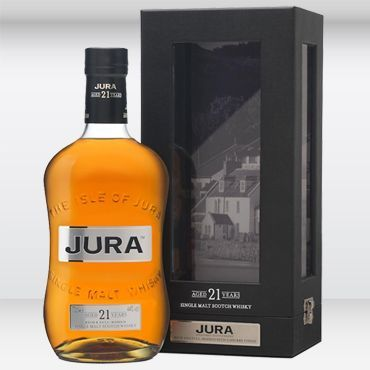 Whisky Isle of Jura 21 YO