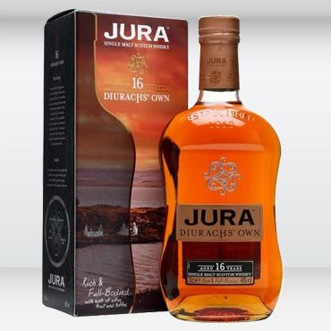 Whisky Isla of Jura 16 YO 1 LITRO