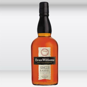 Whisky Evan William's Single Barrel