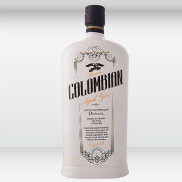 Gin Colombian Ortodoxy Aged