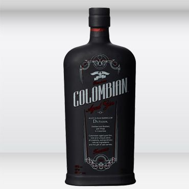 Gin Colombian Treasure Aged