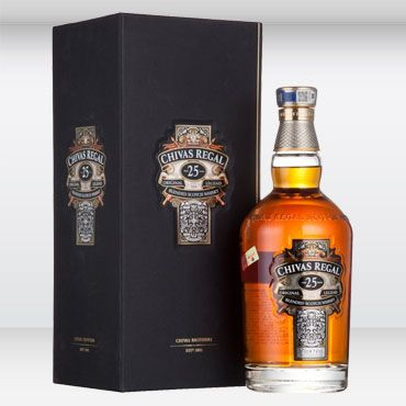 Whisky Chivas Regal 25 YO