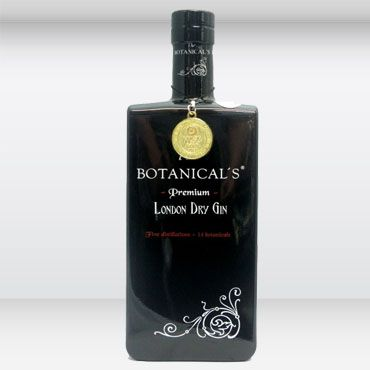 Gin The Botanical's