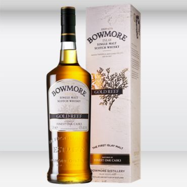 Whisky Bowmore Gold Reef 1 LITRO