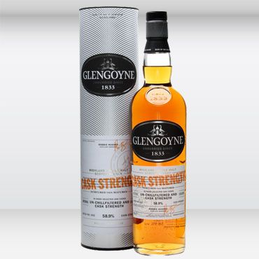Whisky Glengoyne Cask Stength