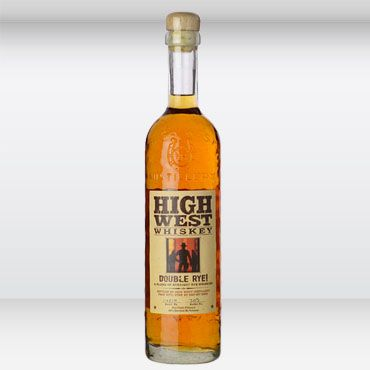 Whisky High West Double Rye