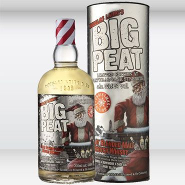Whisky Big Peat Christmas Edition