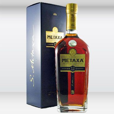 Brandy Metaxa 12 Stelle
