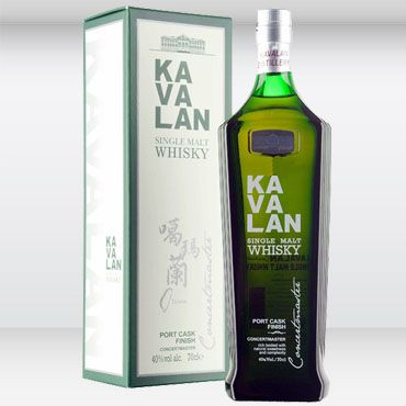 Whisky Kavalan Port Cask Finish