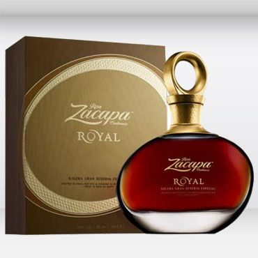 Rum Ron Zacapa Royal