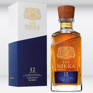 Whisky The Nikka 12YO