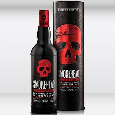 Whisky Smokehead Sherry Bomb