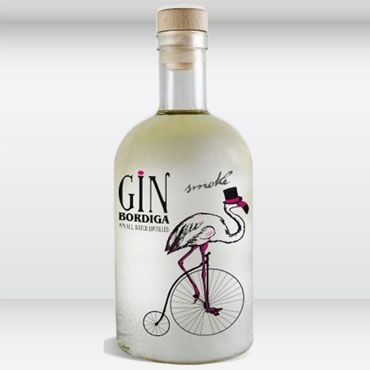 Gin Bordiga Smoke