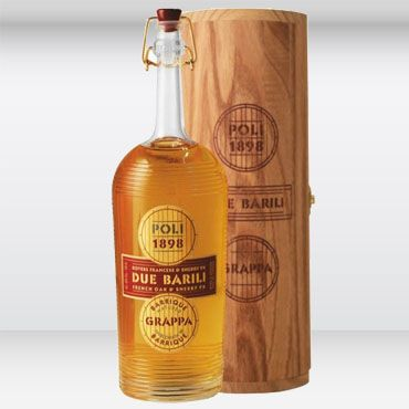 Grappa Due Barili Poli