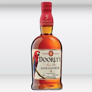Rum Doorly's 5YO